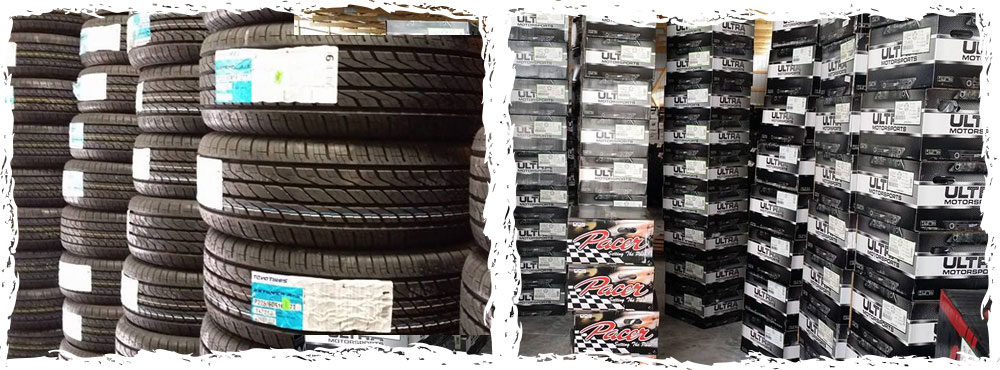 Tires and Wheels In-Stock