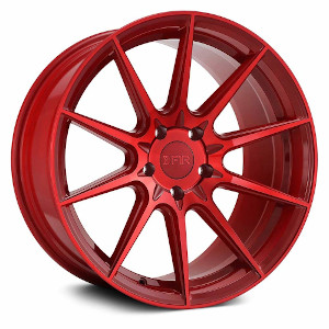 F1R F101 Candy Red