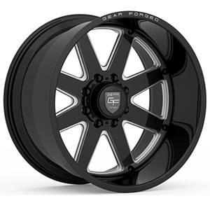 Gear Offroad Forged F-70 Black