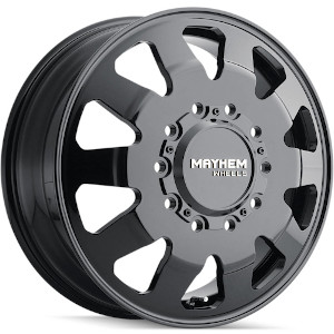 Mayhem Challenger 8181 Black