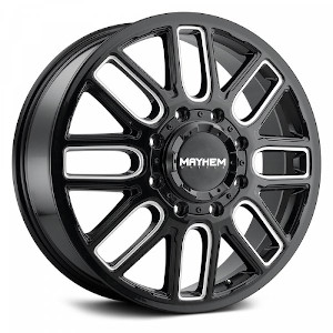 Mayhem Cogent 8107 Milled Dually