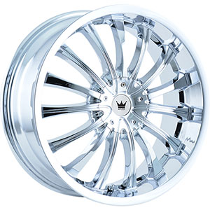 Mazzi Hype 351 Chrome