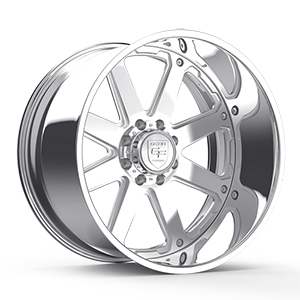 Gear Offroad Forged F-70 Polished