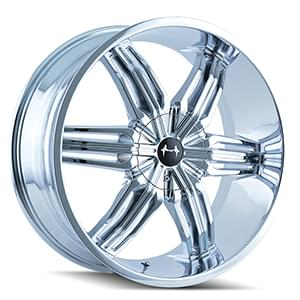 Mazzi Rush 792 Chrome