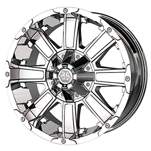 Mayhem Chaos 8030 Chrome