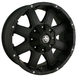 Mayhem Chaos 8030 Matte Black
